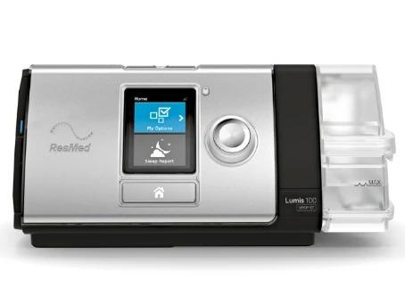 BiPAP 雙相陽壓呼吸器
